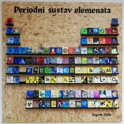 Is it possible to unite gradeschoolers and teens? Of course it is, as long as you share the same goal, love towards art and science! 